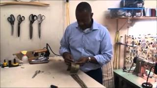 getlinkyoutube.com-How to make a HAND-CRAFTED tie with Robert Surratt