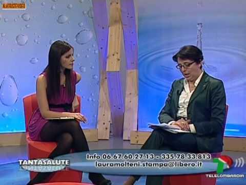 Nathalie Goitom a Tanta Salute - Sdraiata