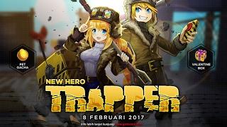 getlinkyoutube.com-[Lost Saga INA] TRAPPER