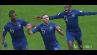 getlinkyoutube.com-KARIM BENZEMA   All Goals, Skills, Assists 2013/2014   Real Madrid - France - Brazil World Cup (HD)