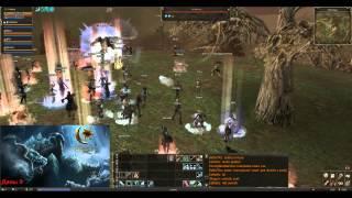 Lineage 2 Classic (RU official - Eva) - Попытка убить Раграмэна (RB)  - Elders Clan