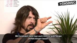 getlinkyoutube.com-Foo Fighters about Coldplay