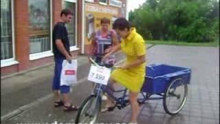 getlinkyoutube.com-Грузовой велосипед (велорикша)