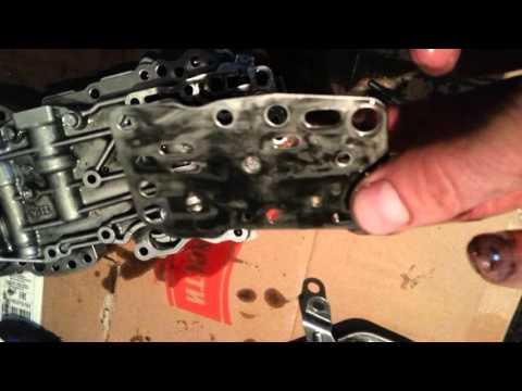 Ремонт гидроблока хонда шрв видео 3