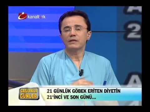 Dr. Ender Saraç - Göbek Eriten Diyet 21. Gün