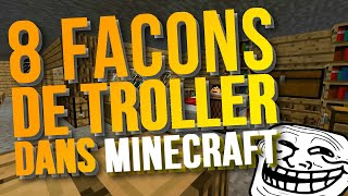 getlinkyoutube.com-8 Façons de Troller dans Minecraft