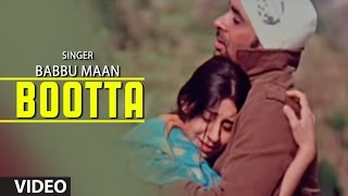 "getlinkyoutube.com-Babbu Maan : ""Bootta"" Full Video Song 