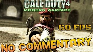 getlinkyoutube.com-Call of Duty: Modern Warfare - Full Game Walkthrough 【NO Commentary】 【60FPS】