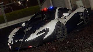 getlinkyoutube.com-#339【GTA5】夜の街をパトロール!!