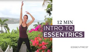 getlinkyoutube.com-Intro to the Essentrics Workout