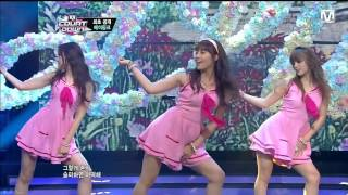 getlinkyoutube.com-[130704] Apink   Lovely Day + NoNoNo  Mnet Japan M! Count Down