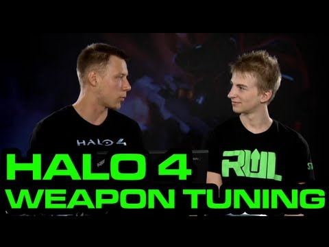 Halo 4 - Weapon Tuning Trip to 343 Industries