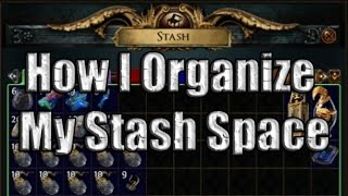 getlinkyoutube.com-Path of Exile:  How I organize my Stash Tabs