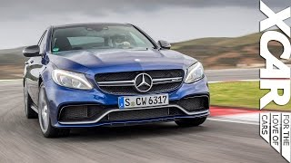 getlinkyoutube.com-Mercedes-AMG C63 S: Adds Turbo, Loses Soul? - XCAR