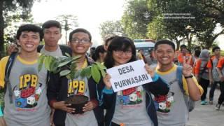 Bina Cinta Lingkungan Mahasiswa TPB
