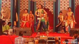 Ghorpadi gaon pune /Shreenath Maharaj vivah Lavani/ maya punekar /Shailesh Lokhande/Tamasha 2018