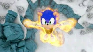 getlinkyoutube.com-Sonic Boom: Fire & Ice - The Movie [All Cutscenes & Boss Battles]