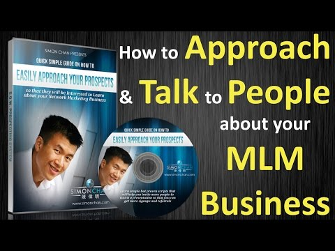 Network Marketing MLM Prospecting Training: How to Invite Your Prospects