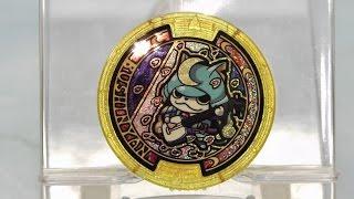 【QRコード】うたメダル BUSHINYAN(レジェンド ブシニャン)Song Medal  Summoning