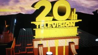 getlinkyoutube.com-If 20th Television had an opening logo Blender Version