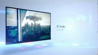"getlinkyoutube.com-Free After Effects Opener ""Presentation On Tv"" (No plugins needed) #19"