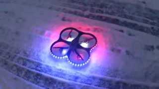 V666 LED ヘッドレスモード設定