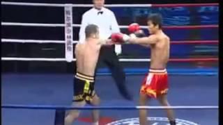 getlinkyoutube.com-China Wushu vs USA Kickboxing