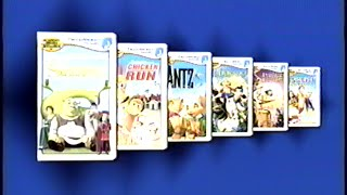getlinkyoutube.com-Dreamwork's Animated Titles (2002) Promo (VHS Capture)