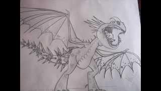 getlinkyoutube.com-My Draws of HTTYD