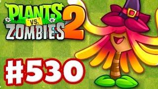 Plants vs. Zombies 2 - Gameplay Walkthrough Part 530 - Witch Hazel Premium Seeds Epic Quest! (iOS)