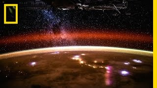 getlinkyoutube.com-Breathtaking Time-Lapse Video of Earth From Space   Short Film Showcase