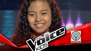 "getlinkyoutube.com-The Voice Kids Philippines Blind Audition ""Tadhana"" by Shanne"