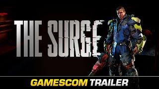 The Surge - Gamescom 2016 Gameplay