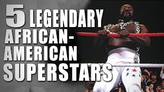 5 Unsung African-American Superstars - 5 Things