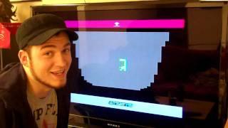 getlinkyoutube.com-E.T.: The Extra-Terrestrial Atari 2600 Review Worst Game Ever?
