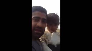 Punjabi Dancer Dance On Stage