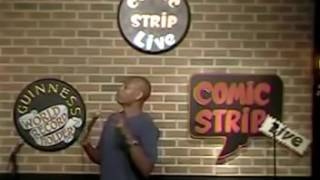 Dave Chappelle @ Comic Strip Live Feb. 2009 (Better Audio)
