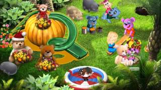 getlinkyoutube.com-Yoworld Teddy Bear Picnic with song  Anne Murray
