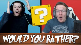 getlinkyoutube.com-WHAT HAPPENS IN JAIL, STAYS IN JAIL! - Would You Rather?