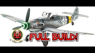 """AlexModelling """"Revell 1/32 BF-109 G6 Complete build"""""""