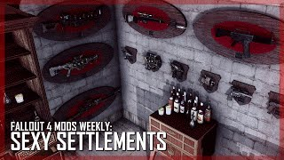 getlinkyoutube.com-SEXY SETTLEMENTS! - Fallout 4 Mods Weekly #1