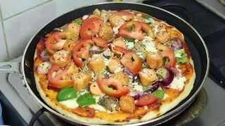 getlinkyoutube.com-ইতালিয়ান প্যান পিৎজা | Bangla Recipe of Italian Style Pan Pizza | পিজ্জা