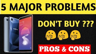 Realme 1 review: 5 major problems  Pros and cons in details. Realme 1 vs redmi note 5 pro.
