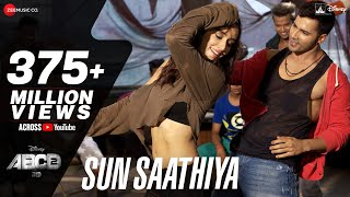 getlinkyoutube.com-Sun Saathiya Full Video | Disney's ABCD 2 | Varun Dhawan Shraddha Kapoor | Sachin Jigar | love song