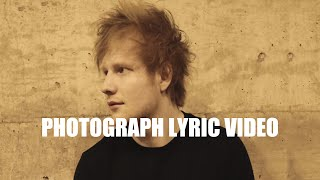 getlinkyoutube.com-| Ed Sheeran | Photograph | lyric video |