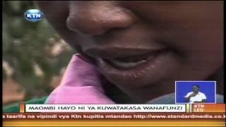 Wanafunzi waliodaiwa kuvamiwa na mapepo wafanyiwa maombi maalum ya kuwatakasa