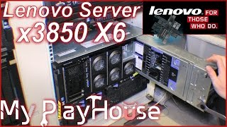 getlinkyoutube.com-Lenovo Server System x3850 X6 Move, Install and ESXi6.0.0 - 261