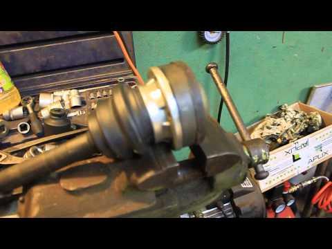 Особенности замены наружнего и внутреннего ШРУС на Alfa Romeo 146 ti