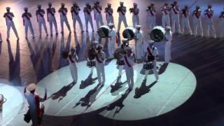 【自衛隊音楽まつり2015】『進撃の巨人』より「紅蓮の弓矢」ほか -歌姫・鶫 真衣 陸上自衛隊中部方面音楽隊