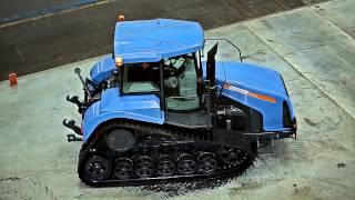 Гусеничный трактор АГРОМАШ-Руслан